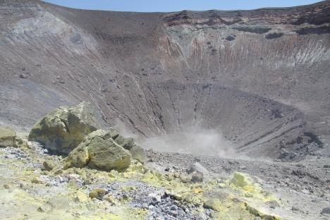 vulkanokrater